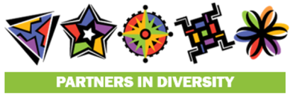 3 Partners in Diversity Logo