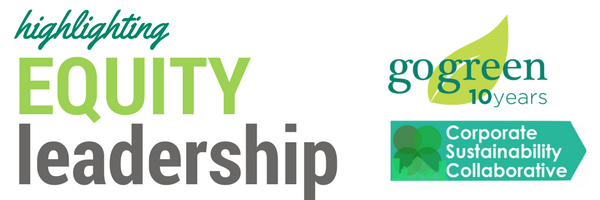 Leadership in Equity header both logos