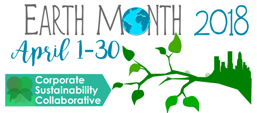 Who's ready for Earth Month?